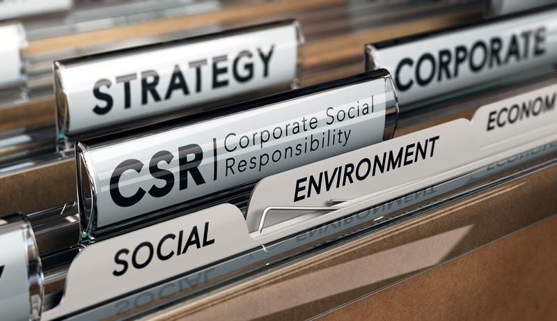 What Is Corporate Social Responsibility? - Summit Search Group - Staffing Agency Canada - Featured Image
