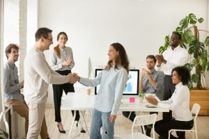 Generational Hiring: the benefits of age diversity in hiring practices - Summit Search Group - Staffing Agency - Featured Image